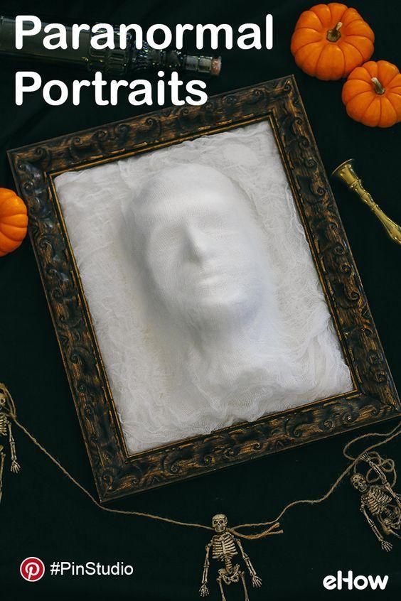 DIY Spooky Halloween Decor Ideas Paranormal, Halloween ideas and