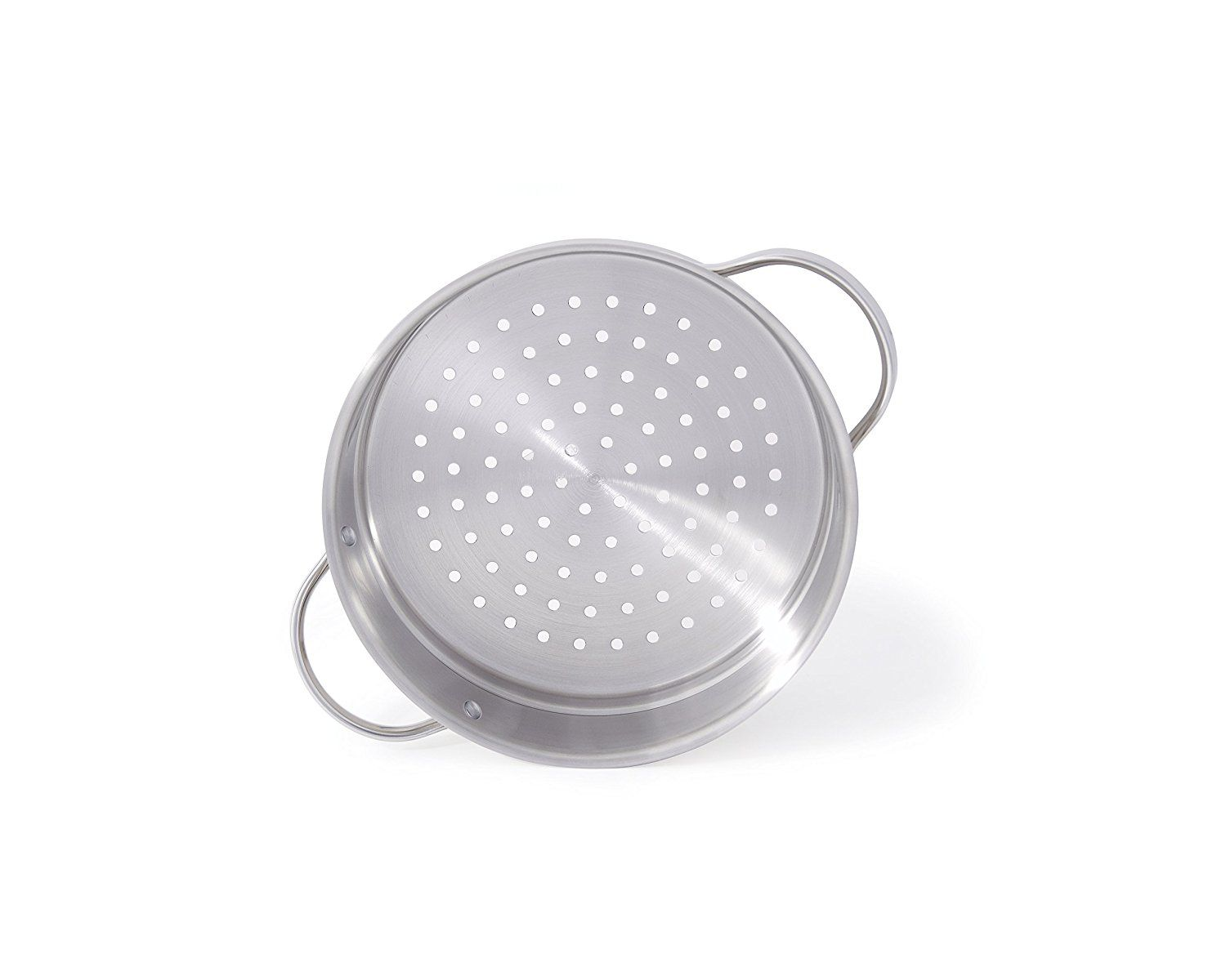 Cuisinox Pot De20st Deluxe Steamer Insert 20cm Remarkable Product Available Now Steamers Stock And Pasta Pots Pasta Pot Steamer Pots And Pans