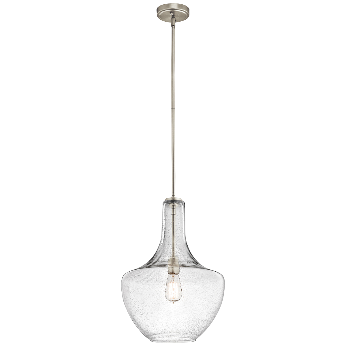 1 Light Pendant - Everly Collection - Kichler Lighting - pendant ...