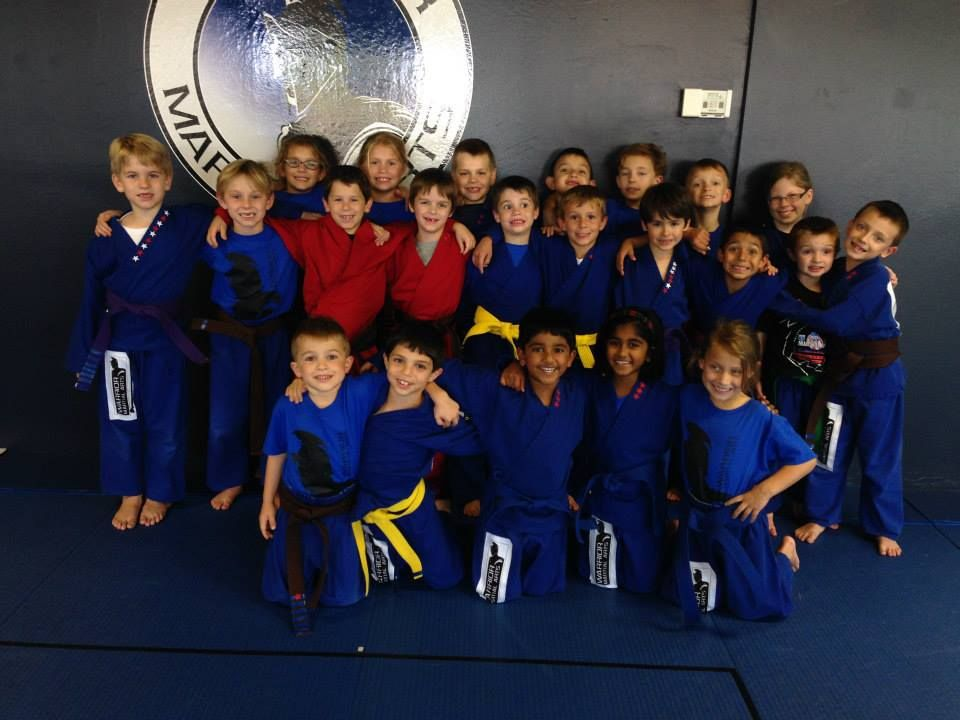 Shout Out To Our Little Warriors Kids Mma Martial Arts Frisco Kid