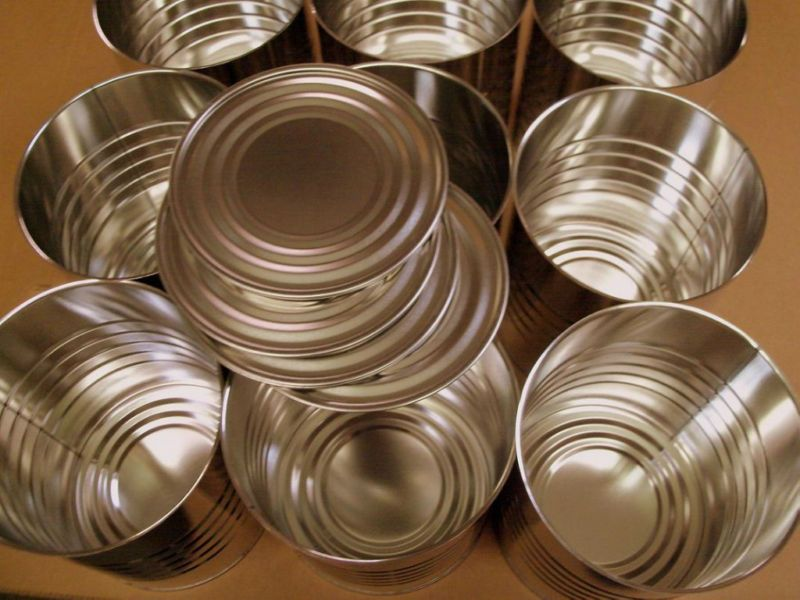 10 Empty 10 600x700 Metal Tin Cans For Food Storage Canning Canner Can Seamer