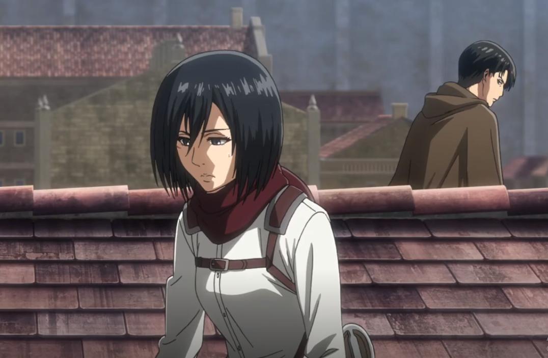 Shingeki no kyojin season 3 episode 1 Attack on titan
