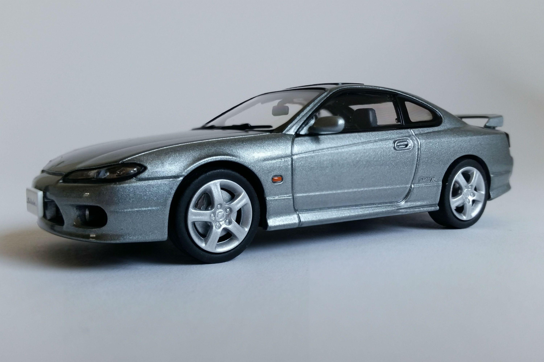 Nissan Silvia Spec-R (S15) - 1:43 Scale Diecast Model Car
