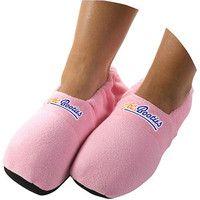 Walmart: As Seen on TV Hot Booties Slippers  $15