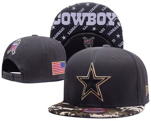 45b61f47f24 Dallas Cowboys Tactical Camo Brim Snapback Hats