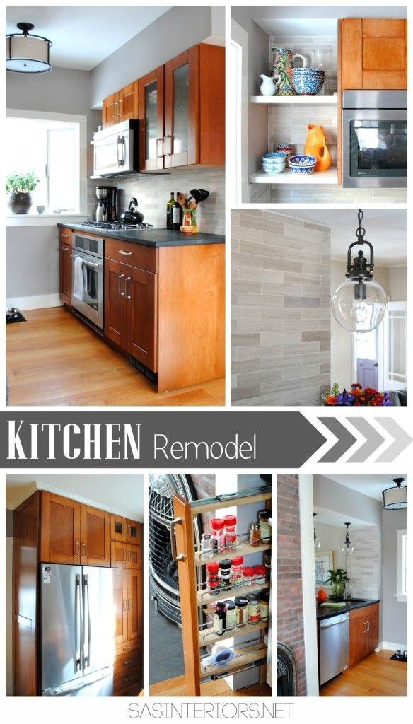 kitchen remodel integrating reusing existing ikea cabinets with new custom cabinets to match on how to remodel your kitchen id=47015