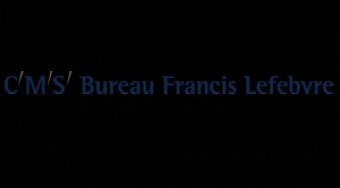 Une nouvelle organisation pour le cabinet CMS Bureau Francis