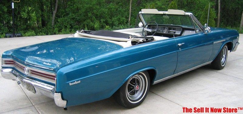 1965 Buick Skylark | eBay Featured Listings – 1965 Buick Skylark Gran Sport Conv…