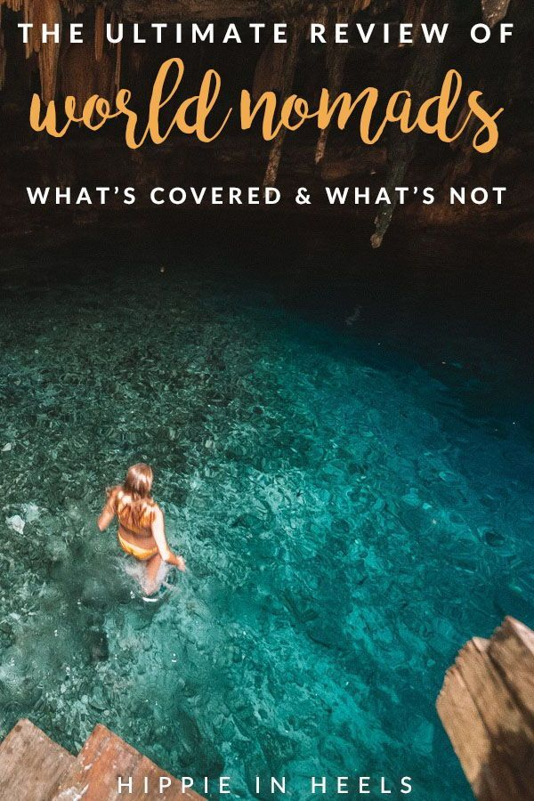 World Nomads Travel Insurance Review: What's Covered and ...