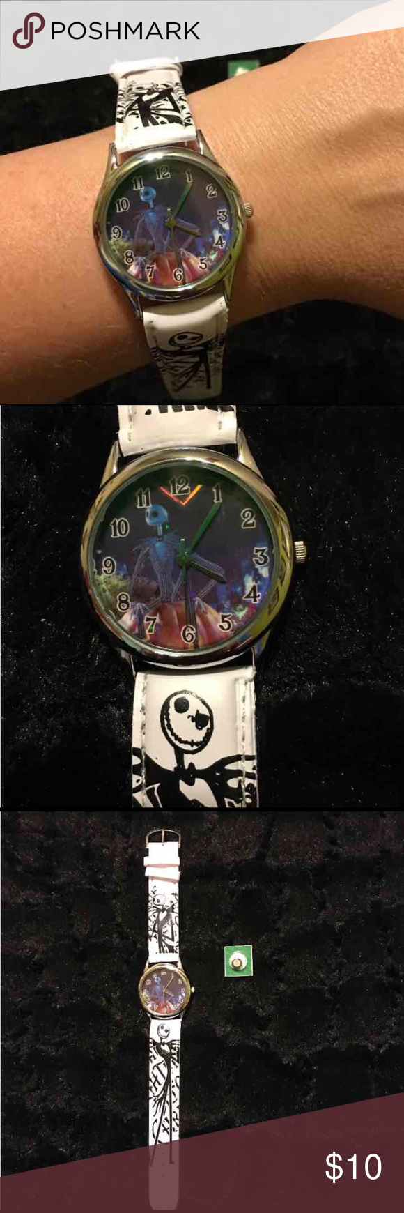 Nightmare Before Christmas Watch Boutique | Customer support and ...