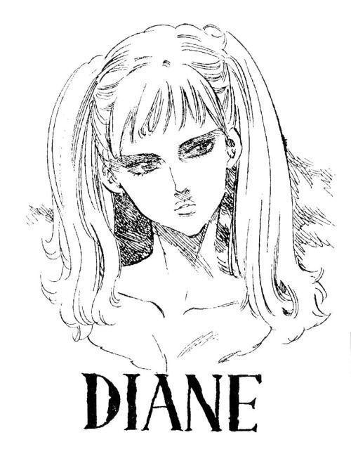 La sirvienta y el príncipe (King x Diane)