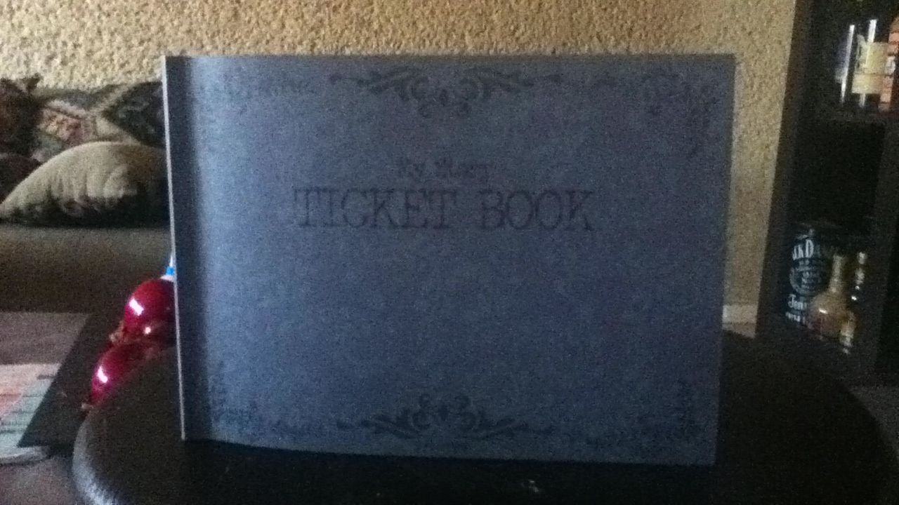 Ticket Book