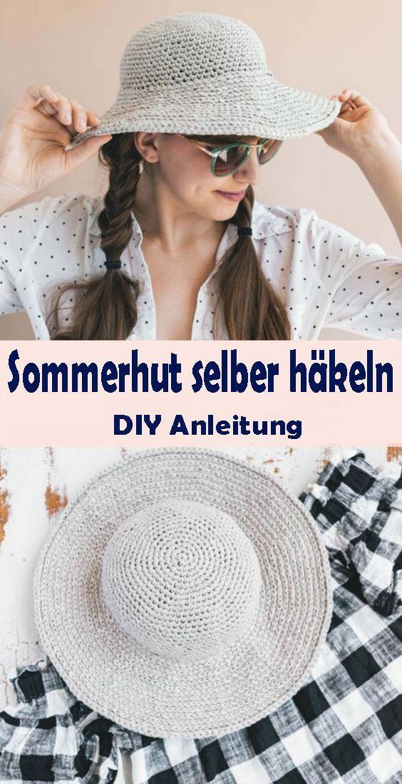 Photo of Sonnenhut einfach selber häkeln – Kostenlose DIY Anleitung – #Anleitung #DIY …