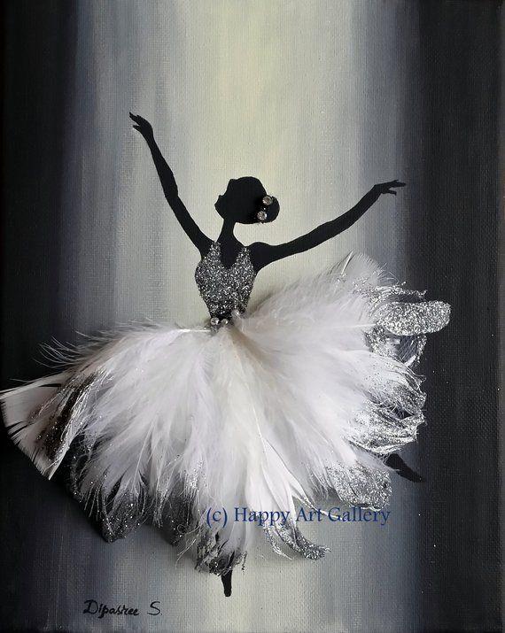 Photo of Schwan Ballerina – Geschenk für Kinderzimmer Kinderzimmer Kinder Zimmer Dekor Kinderzimmer Kinderzimmer Aufkleber jungen Zimmer Dekor Mädchen Zimmer Dekor Baby Kunst