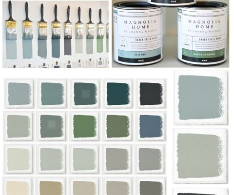2017 Colors of the Year | Interior House Paint | Magnolia homes