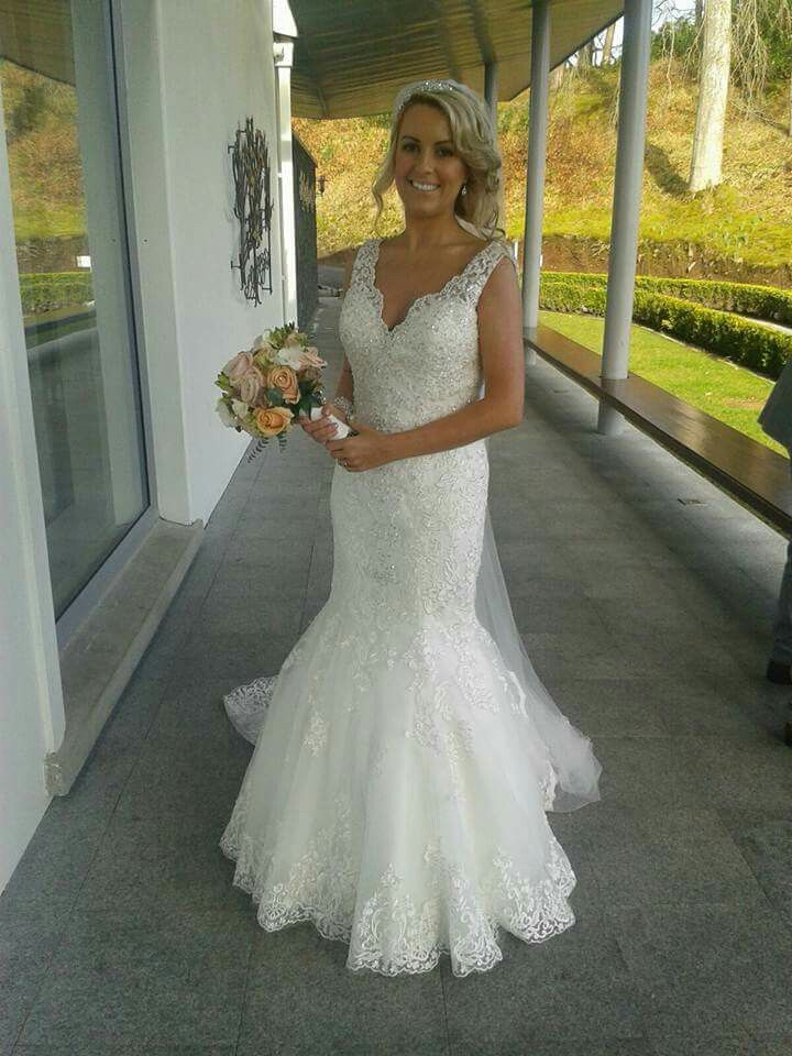 My Ronald Joyce Erin Wedding Dress