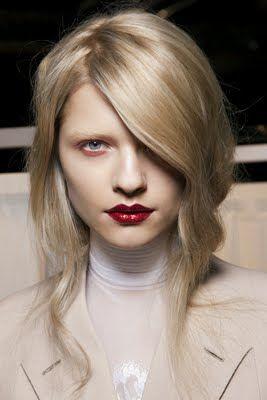 Hair & makeup!