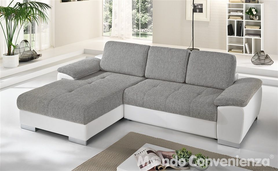 Divano letto cantina mondo convenienza sofa pinterest - Divano letto angolare mondo convenienza ...