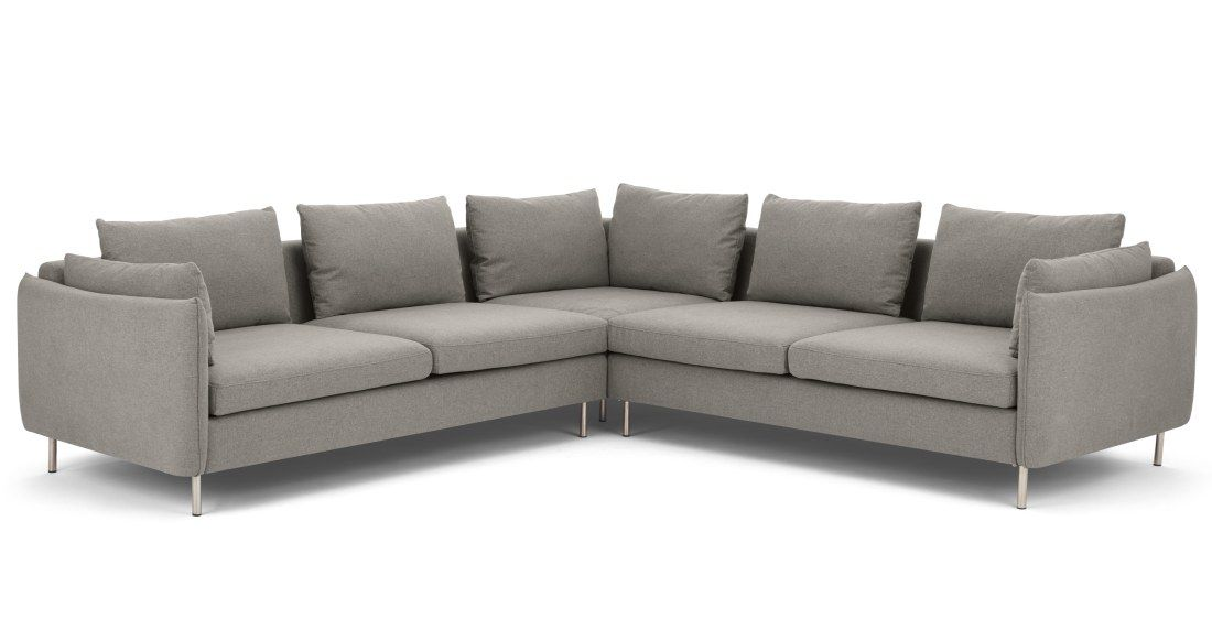 Canape D Angle Convertible Grand Couchage 90x180 Canape Canape D Angle Firr Canape Cuir Style Angla Canape Angle Convertible Canape 5 Places Canape Angle