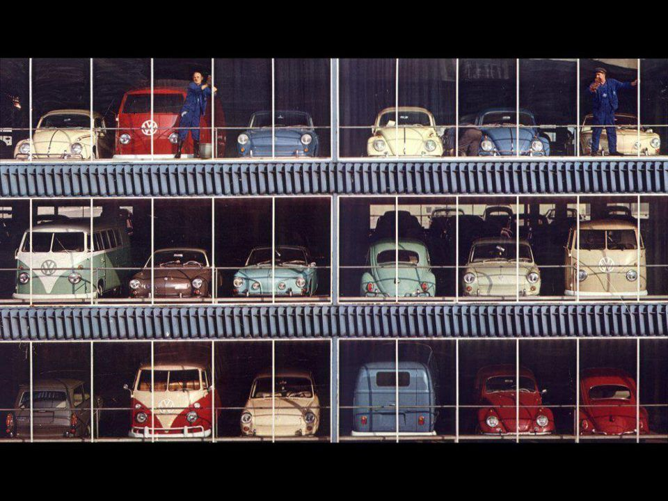 VW selection