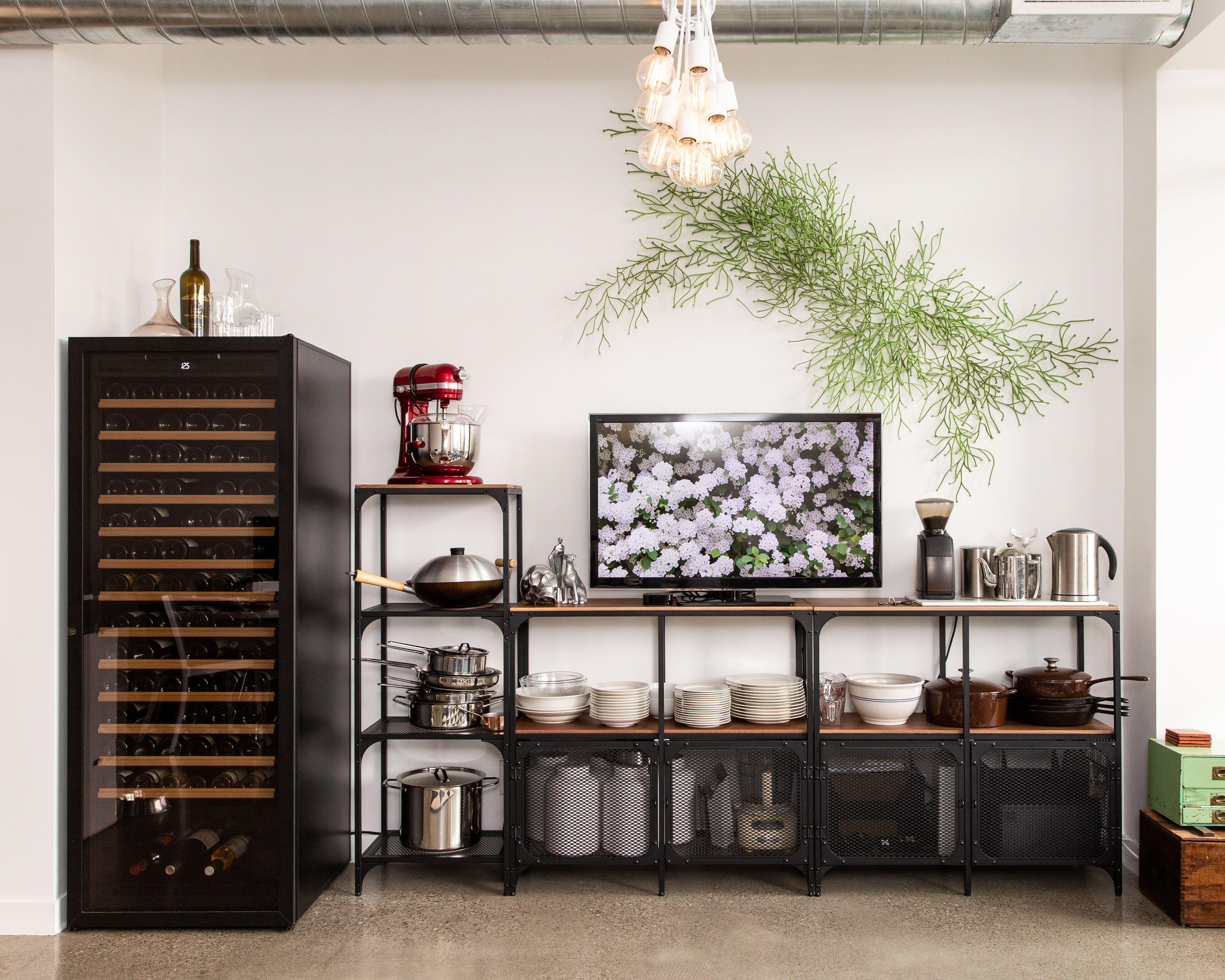 Fjallbo Ikea Living Room