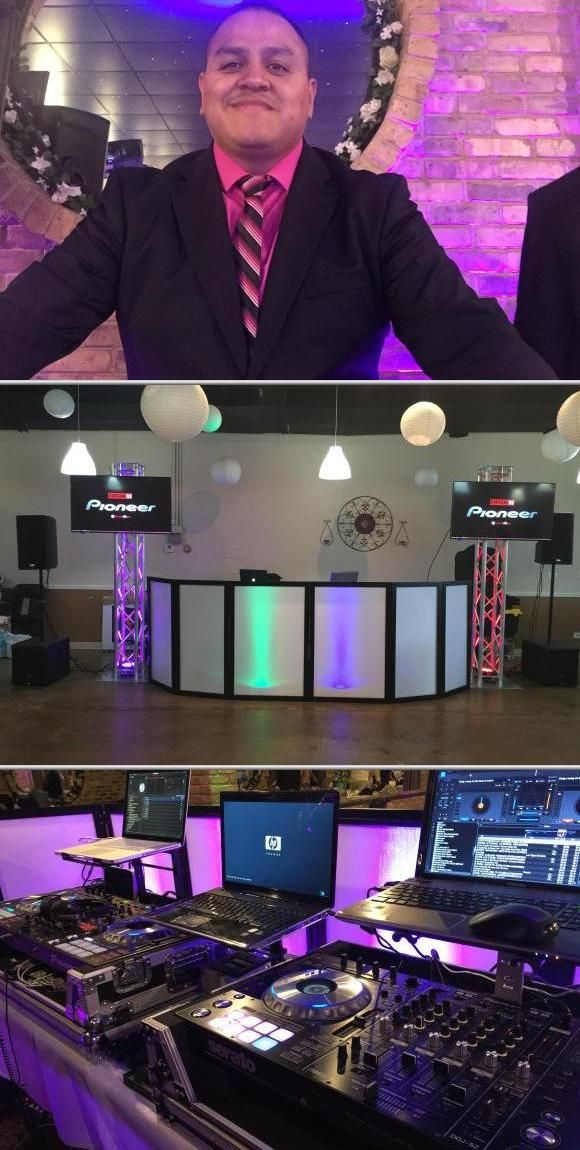 As One Of The Experienced Wedding Djs Aaron Will Provide Dj Services In Chicago This Pro S Prices Are Also Quite Inexpensive Music In Chicago Djs Comedians