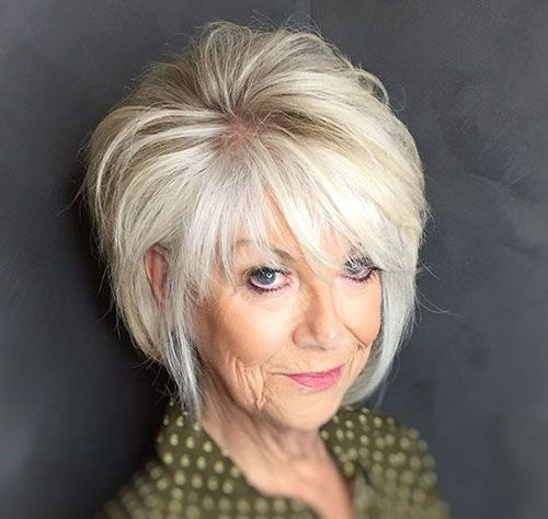 Photo of Bob Haircuts for Older Women Chic Look – The UnderCut