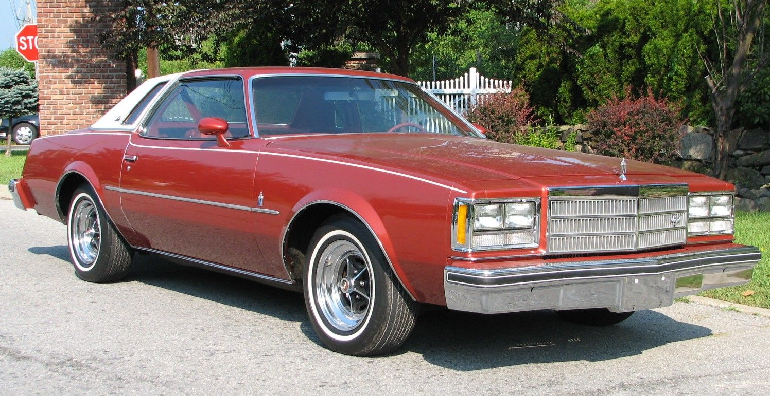 1977 buick regal pictures