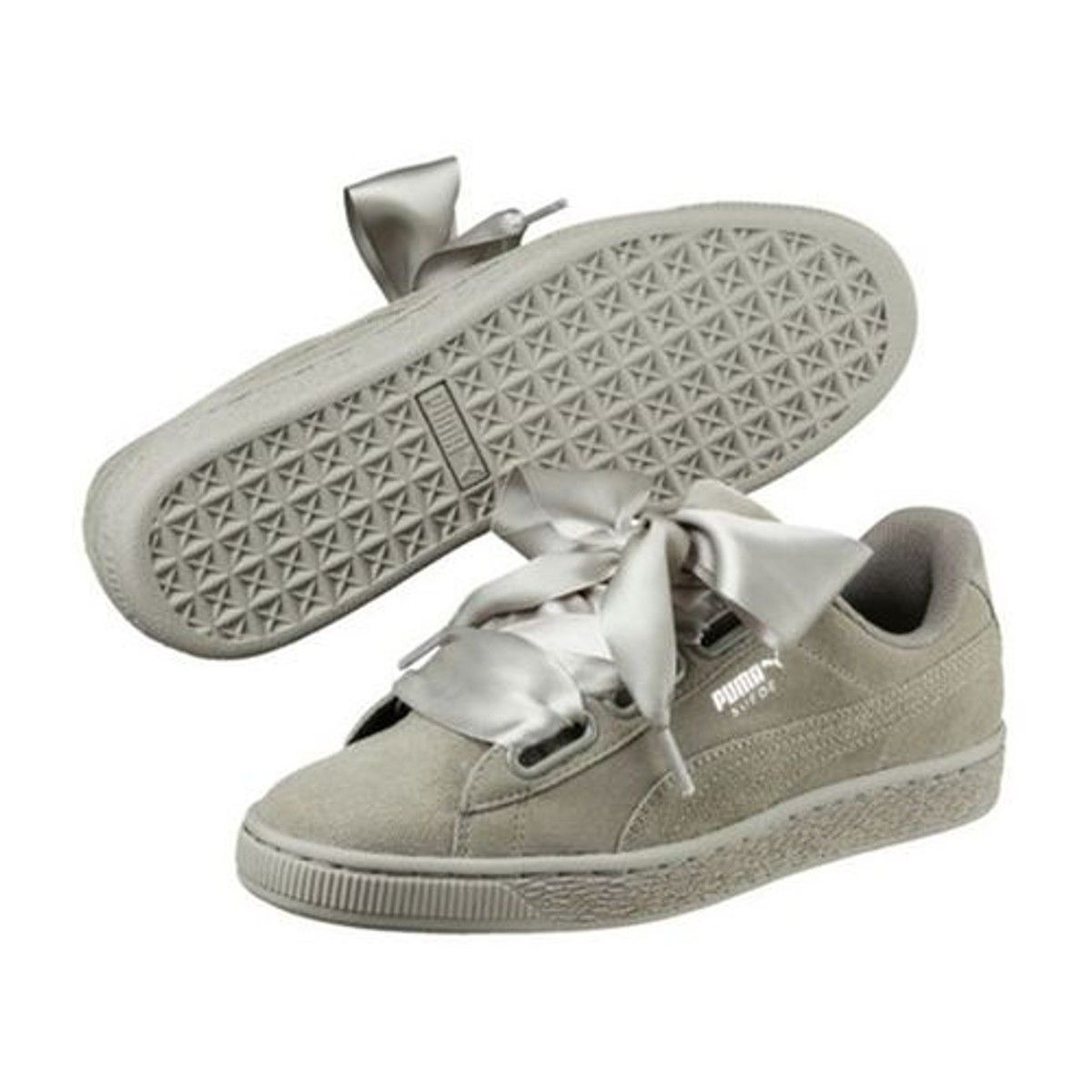 Heart Pebble Taille37;38 Canvas Chaussures Suede Cuir Lacets K1uTlFcJ3