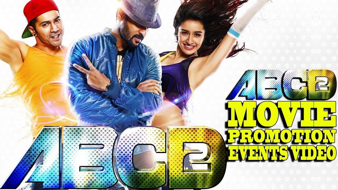 ABCD-2 full hd movie | Hindi movies, Bollywood movie songs