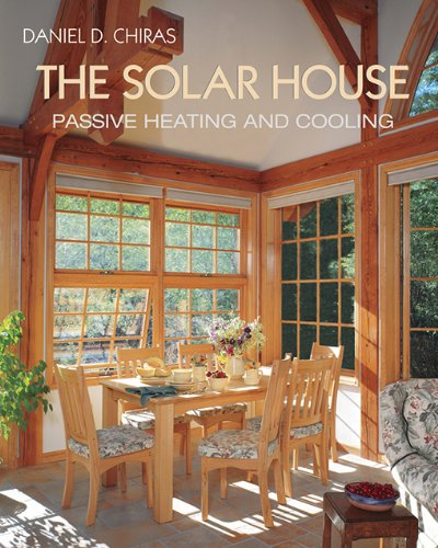 The Solar House Passive Heating And Cooling English Edition