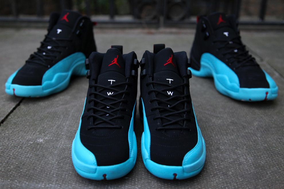 "info for 26b9c 64949 Air Jordan 12 Retro ""Gamma Blue"" (Detailed Pics   Release Info)"