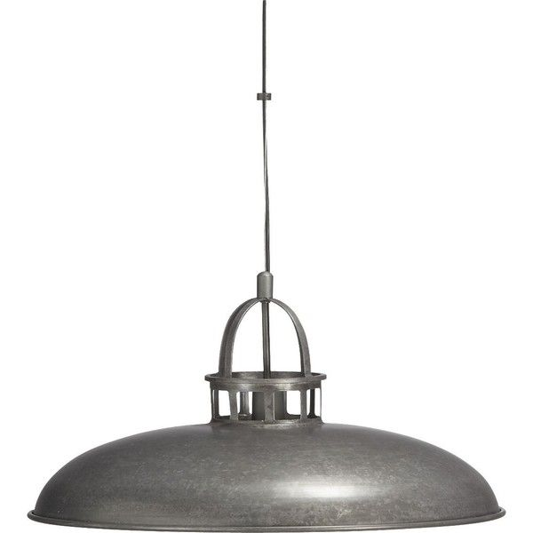 CB2 Victory Pendant Light ($179) ❤ liked on Polyvore featuring home, lighting and ceiling lights
