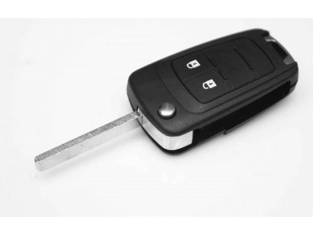 Chevrolet Cruze 2 Buttons Flip Key Blank Chevrolet Key Case Key Case Chevrolet Cruze Key