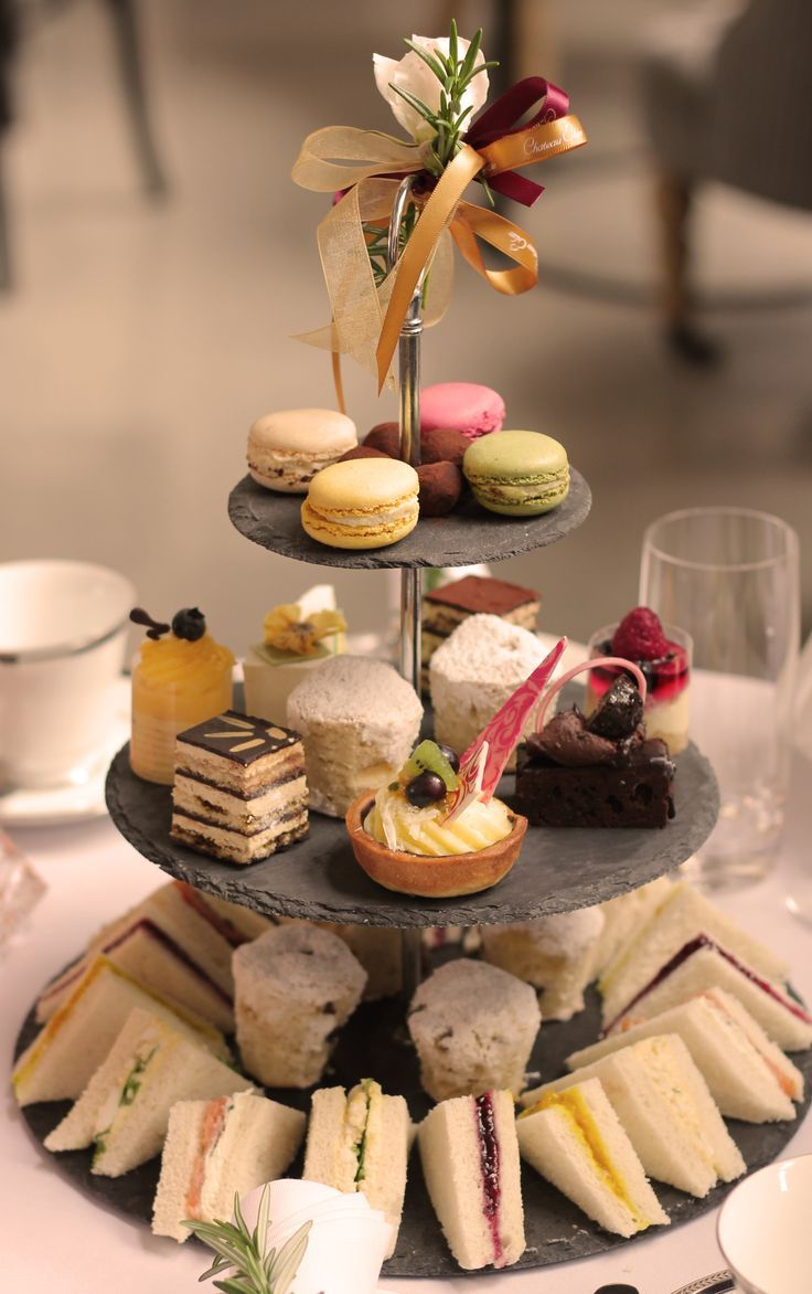 Elan Cafe 48 Park Ln, Mayfair, London W1K 1PR, UK | Afternoon Tea ...