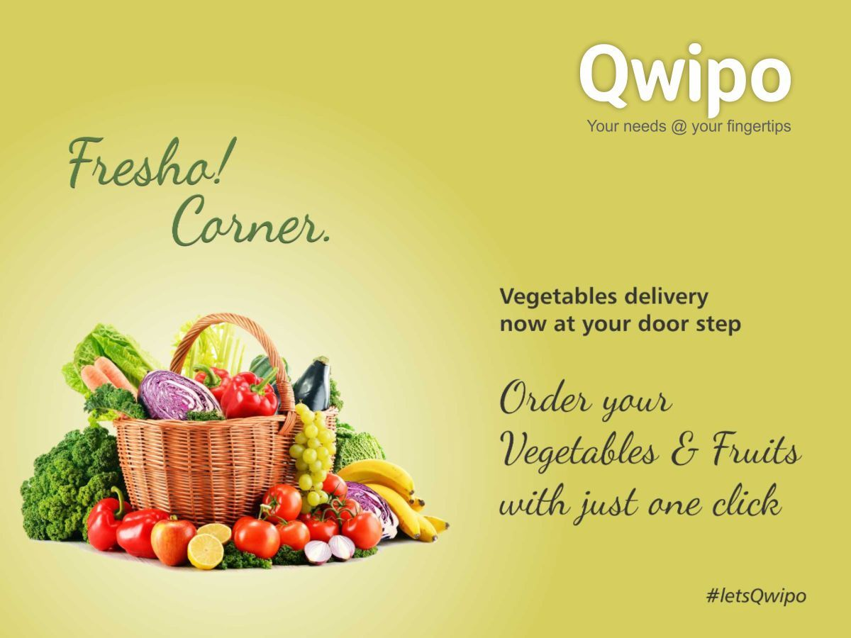 Fruit And Veg Delivered To Your Door