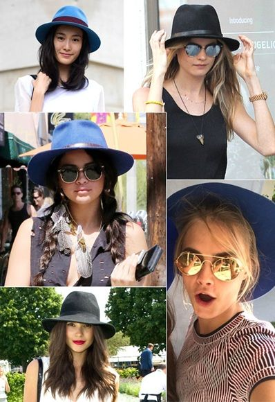 Felt hats for summer  Bring it on! http   asos.to 1oIPIl7  4640d918841