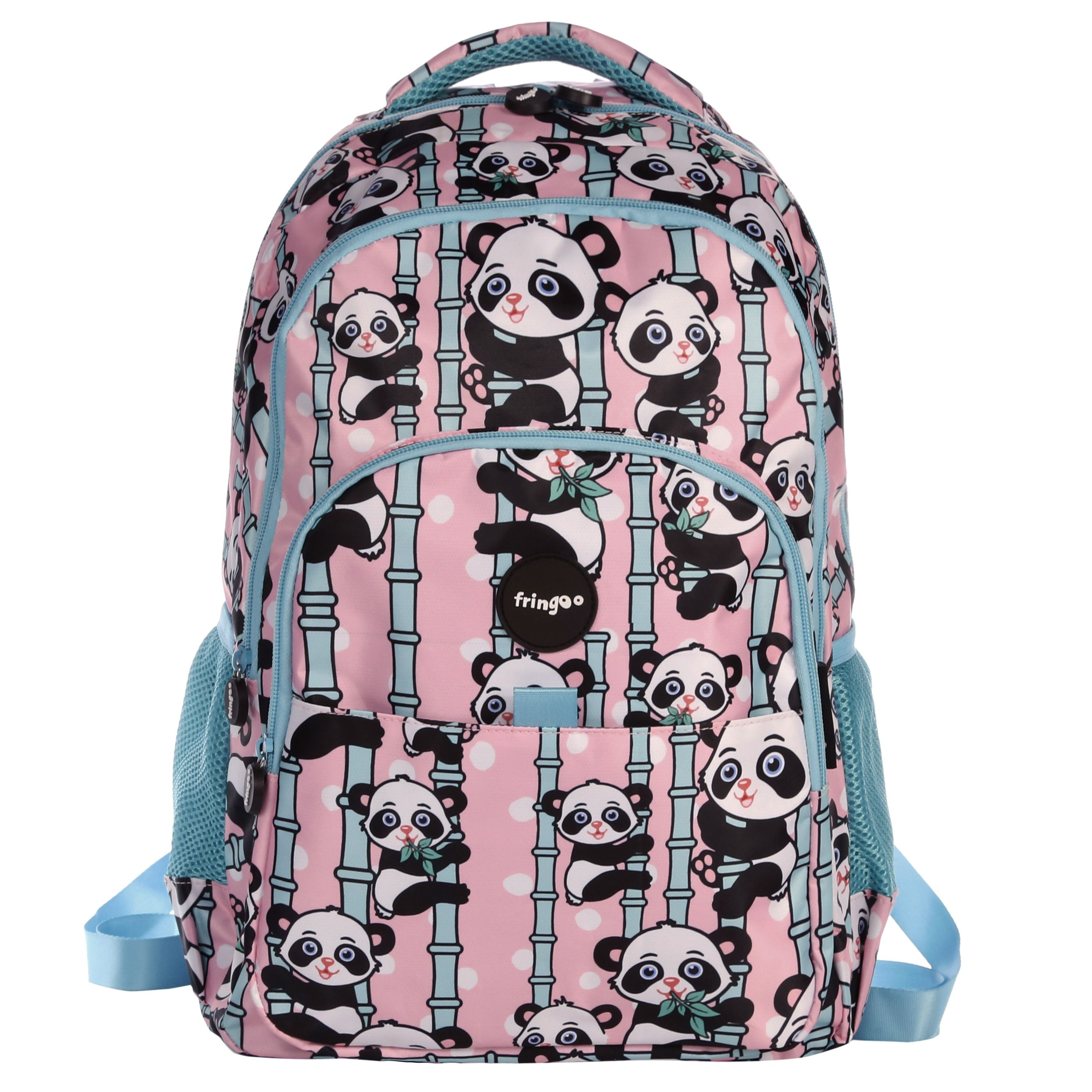 409dee01175d Multi Compartment Backpack - Pandas