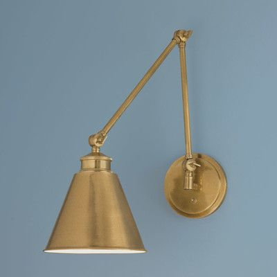 Waucoba 1 Light Swing Arm Wall Sconce Lighting Norwell
