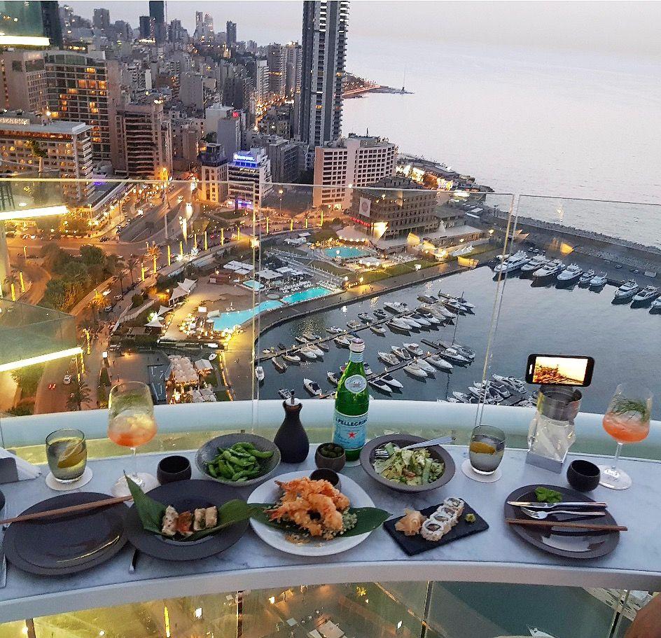 Level 26 At Four Seasons Hotel Beirut