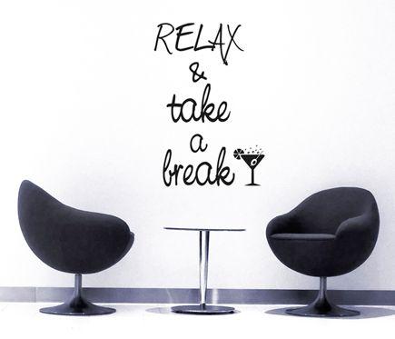 Vinilo Frases Relax Leroy Merlin Frases Relax Vinilos