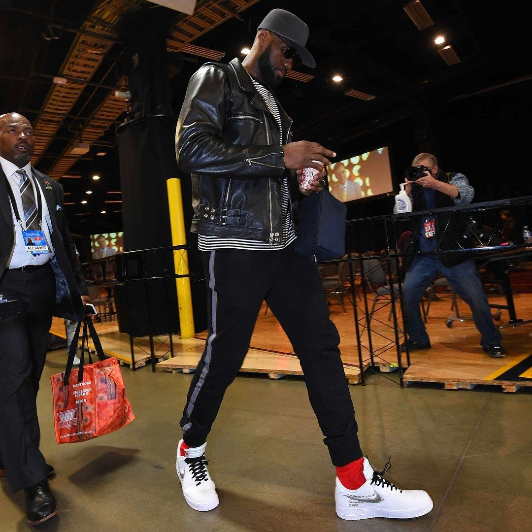 LeBron James Debuts Collaborative John Elliott x Nike LeBron Icon ... 0f3b72ee3863