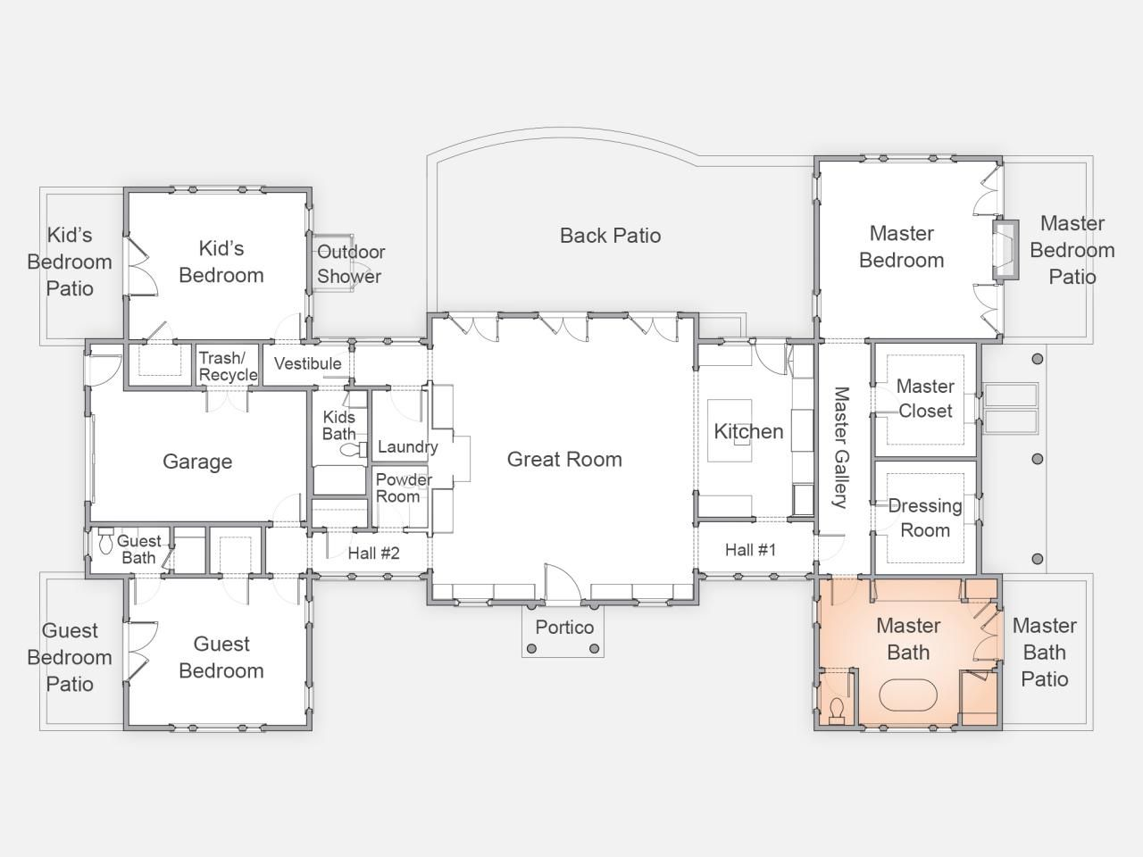 dream home 2015 floor plan hgtv building and mountain house plans