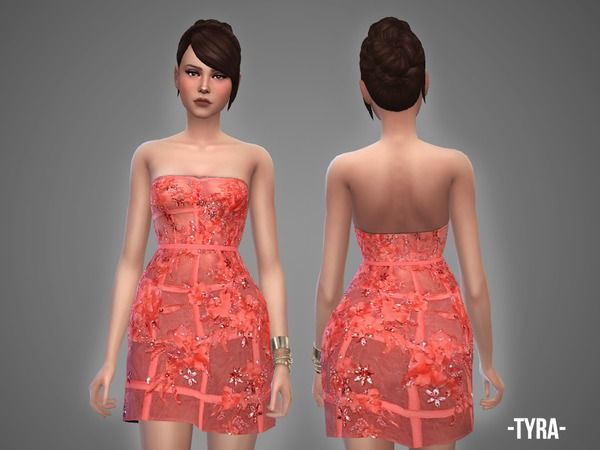 TSR : -April- -  Tyra - dress.