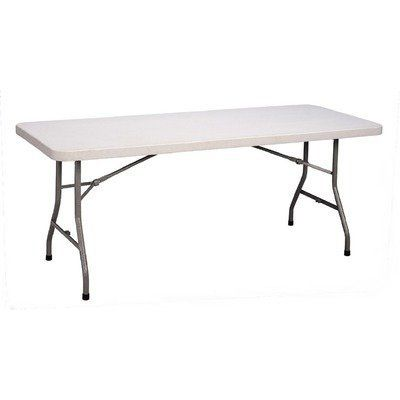 Plastic Rectangular Folding Table