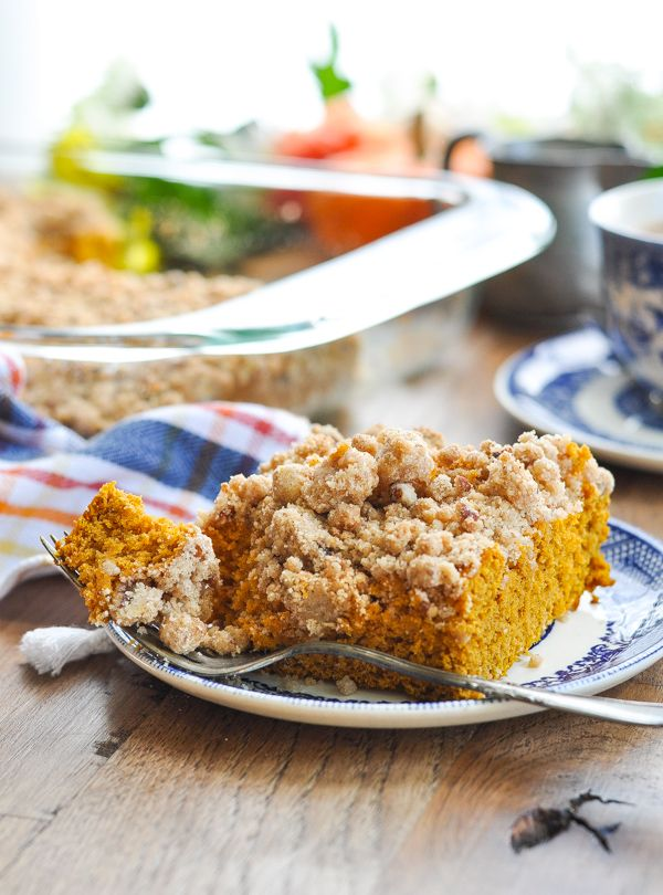 Shortcut Pumpkin Coffee Cake | Recipe | Pumpkin coffee ...