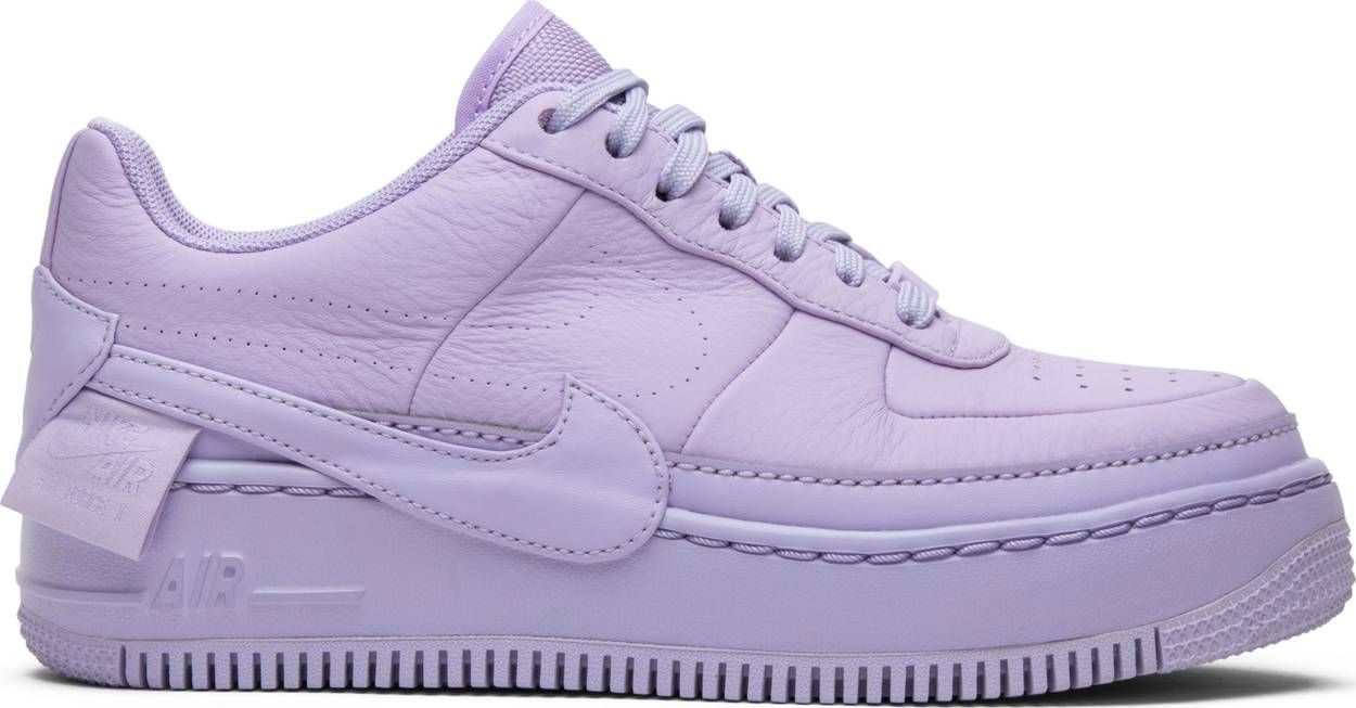 2d5fa9a6caa Wmns Air Force 1 Jester XX 'Violet Mist' in 2019 | Shoes | Air force ...