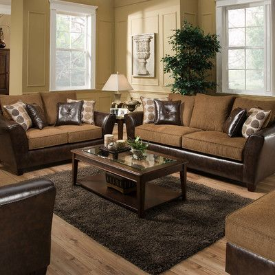 American Furniture Richmond Living Room Collection Muebles
