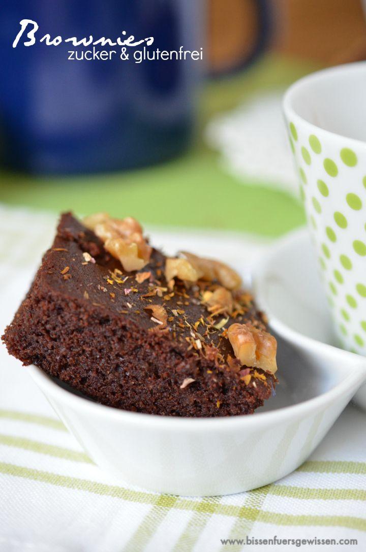 bissen f rs gewissen rezept brownies vegan zucker und glutenfrei cleaneating. Black Bedroom Furniture Sets. Home Design Ideas