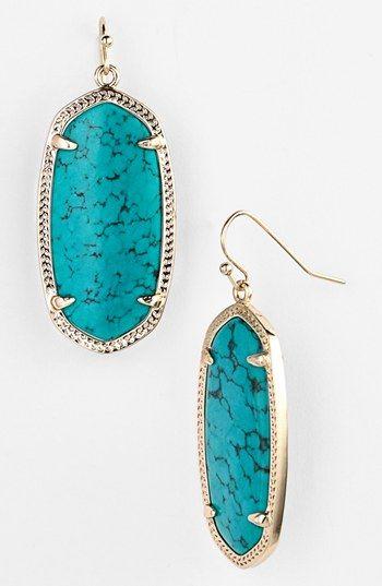 Kendra Scott Elle Drop Earrings Nordstrom